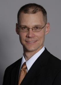 photo of Corey Murphy, FAIA president
