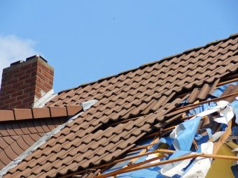 Summer Perils: Roof Leaks