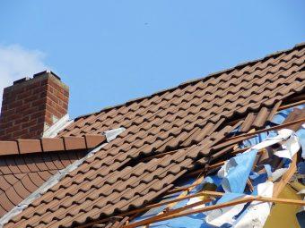 Summer perils: roof leaks