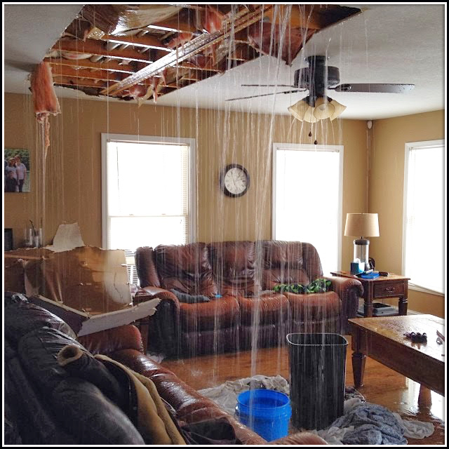 Will homeowners insurance cover internal damage?