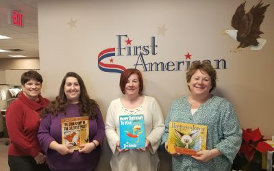 First American Insurance Agency Kicks off Kids First Campaign with Read Across America Day
